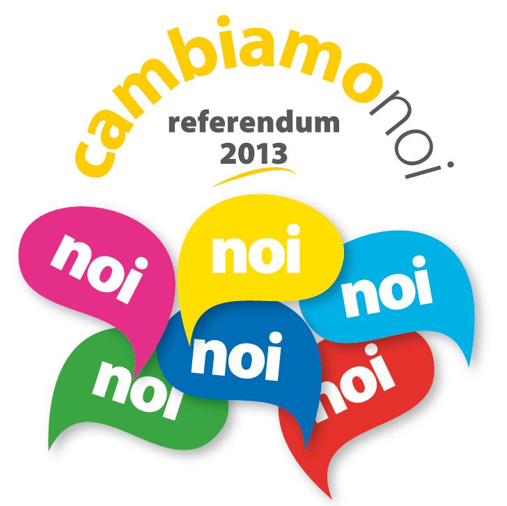 CambiamoNoi - Referendum 2013