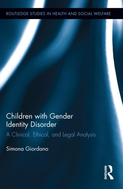 """Children with gender identity disorder"" di Simona Giordano"