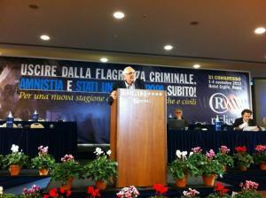 Quello che non avete potuto vedere dall'XI Congresso di Radicali Italiani! Oggi in Diretta alle 21.00 su Liberi.tv