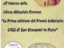 I Edizione Premio Letterario Città di San Giovanni in Fiore