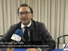 Intervista ad Antonello Grosso La Valle -  Report UNPLI Prov. di Cosenza