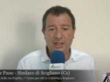 Intervista a Raffaele Pane Sindaco di Scigliano - Sulle tracce della via Popilia