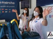 Respirando l'aria del Giro d'Italia 2020 - Villaggio di Partenza
