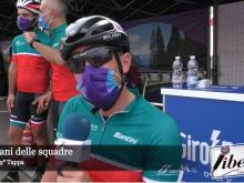 Giro E 2021 - Intervista ai Capitani delle squadre - Tappa 9