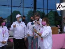 Giro d'Italia 2021 - Festa LAGO Group  - Tappa 14