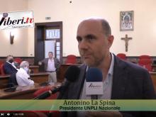 """Antonino La Spina - Presentazione di """"Pro Loco, risorsa per il territorio"""""""
