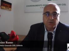 Intervista a Tonino Russo - Valore Donna - Assemblea Regionale Coordinamento Donne Cisl