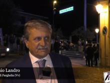Intervista ad Antonio Landro, Sindaco di Parghelia. Festa in Paese a Fìtili di Parghelia
