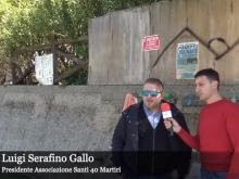 Atti vandalici alla Gurna di Caronte - Intervista a Luigi Serafino Gallo