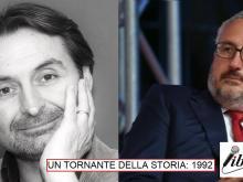 UN TORNANTE DELLA STORIA: 1992. Conversazione con Bobo Craxi, interviene Pier Paolo Segneri