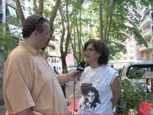 Nadia Furnari - Rita Atria, Ventisette anni di Memoria Attiva - 26 luglio 2019, Roma via Amelia 23