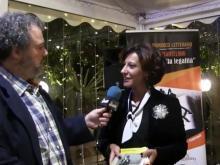 """Antonella Sotira - Presentazione di """"Quanto tu me ne vuoi"""" di Angelo Martinelli. Premio IUSARTELIBRI"""