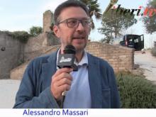 Alessandro Massari - XII Marcia internazionale per la Libertà di minoranze e popoli oppressi