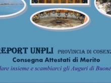 Report UNPLI Provincia di Cosenza 28 dicembre 2019