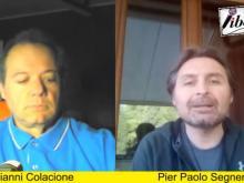 #Covid19 - Liberi a...casa! Pier Paolo Segneri: La scuola è uno spettacolo dal vivo