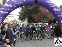 Team RCS e Partenza Corsa - Giro E 4° Tappa: Scigliano - Camigliatello