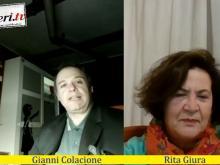 """Rita Giura, autrice di """"PREGO, DIGITI IL PIN..."""" , Officine Editoriali da Cleto"""