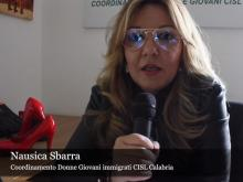 Intervista a Nausica Sbarra - Valore Donna - Assemblea Regionale Coordinamento Donne Cisl