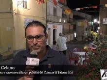 Intervista a Nicola Celano, Vice Sindaco di Falerna (Cz)