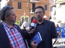 Alessandro Massari - XI Marcia per la Libertà dei popoli oppressi