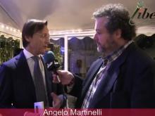 """Angelo Martinelli autore di """"Quanto tu me ne vuoi"""". Premio IUSARTELIBRI"""