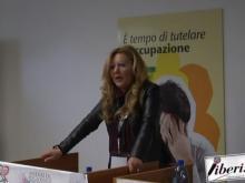Nausica Sbarra - Assemblea Regionale Coordinamento Donne CISL - 20 Marzo 2019