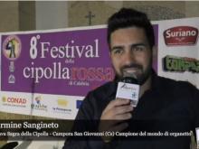 8° Festival della cipolla - Intervista a Carmine Sangineto - Campora San Giovanni, Amantea (Cs) 2019