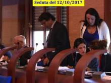 Seduta del Consiglio Municipale Roma VII del 12/10/2017 Parte 2 di 2