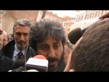 """Il giorno del Napolitano-Bis """"...uno vale uno..."""", il Deputato Roberto Fico del MoVimento 5 Stelle"""