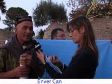 Enver Can - XII Marcia internazionale per la Libertà di minoranze e popoli oppressi