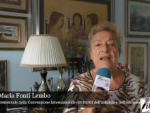 Intervista ad Anna Maria Fonti Lembo - 30° UNICEF
