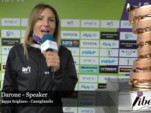 Ilaria Darone, Speaker - Giro E 4° Tappa: Scigliano - Camigliatello