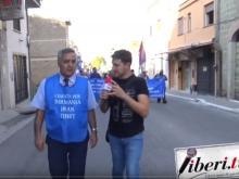 Davood Karimi - XI Marcia per la Libertà dei popoli oppressi