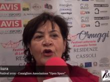 Ormeggi Festival 2019 - Intervista a Rita Giura