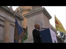 142° Anniversario breccia di Porta Pia a Roma (4) - Interventi di Carlo Pontesilli e Giuseppe Rossodivita