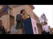142° Anniversario della breccia di Porta Pia a Roma (2) - Inteventi di Mina Welby e Mario Staderini