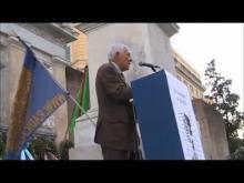 142° Anniversario della breccia di Porta Pia a Roma (5) - Interventi di Sergio D'Afflitto e Salvatore Bonadonna