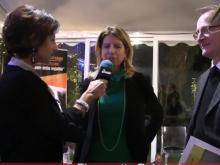 """Fiammetta Palmieri e Corrado Cartoni - Presentazione di """"Quanto tu me ne vuoi"""". Premio IUSARTELIBRI"""