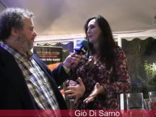 """Giò Di Sarno - Presentazione di """"Quanto tu me ne vuoi"""" di Angelo Martinelli. Premio IUSARTELIBRI"""