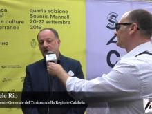 Intervista a Raffaele Rio - Sciabaca Festival 2019