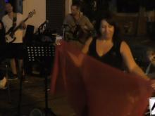 Angela Bianco & Castrum in Quartet  - Pizzeria The Moon - San Mango D'Aquino
