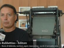 "Intervista a Florindo Rubbettino - ""maniFuturo"""