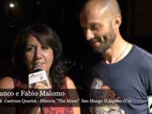 Intervista ad Angela Bianco e Fabio Malomo - Pizzeria The Moon - San Mango D'Aquino