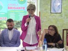 """Angela Brigante - Presentazione della lista """"Decollatura Rinasci"""""""