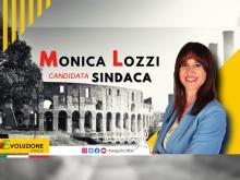 """Luigi Di Maio a Monica Lozzi candidata Sindaca a Roma  """"Tu hai fatto una cosa storica...."""""""