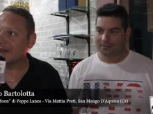 Intervista a Francesco Bartolotta - Pizzeria The Moon - San Mango D'Aquino