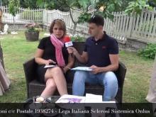 Angela Cardamone (Lega Italiana Sclerosi Sistemica) intervistata da Riccardo Cristiano
