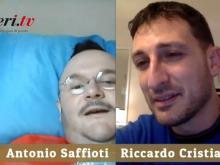 Antonio Saffioti e Riccardo Cristiano - Chi ci capisce (a noi due è) bravo! Puntata del 2 febbraio 2019