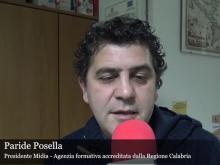 Intervista a Paride Posella, Presidente Midia su Incontro Terzo Settore dell'8/02/19