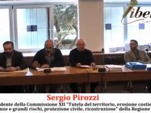 Erosione costiera, audizione di soggetti istituzionali e associazioni in Commissione XII della Regione Lazio